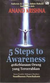 buku five steps awareness