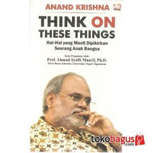 buku think on these things